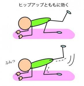 足を長くする方法