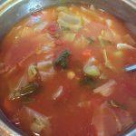 脂肪燃焼スープダイエットのやり方!胸残して体重落ちる方法